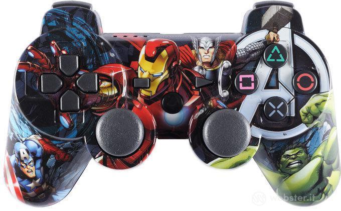 Controller Wireless Avengers-Iron Man 3
