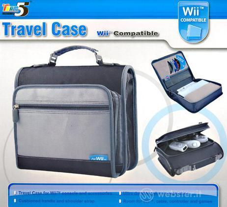 WII - Travel Bag