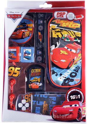 Kit 16 Accessori Cars PSP-PSVita