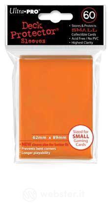 ULTRA PRO Bustine Mini Arancione 60pz