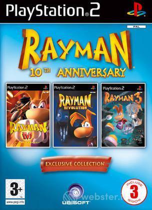 Rayman M + Rayman 2 + Rayman 3