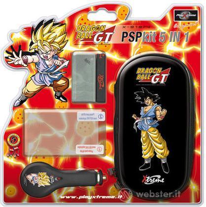 PSP DragonBall GT Kit 5 in 1 - XT