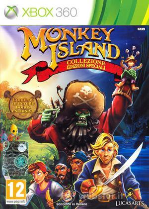 Monkey Island Adventures Coll. Ed. Spec.