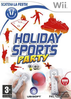 Holiday Sports Party