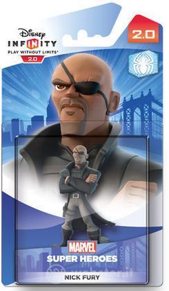 Disney Infinity 2 Nick Fury