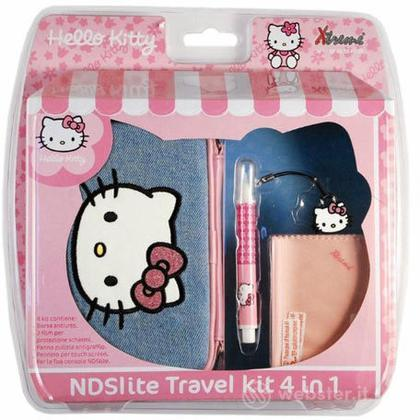 Travel Kit 4 in 1 Hello Kitty NDS
