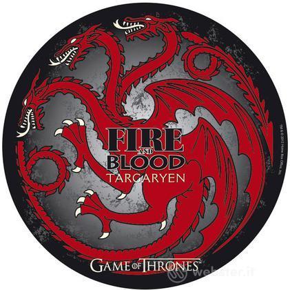 Mousepad Trono di Spade - Targaryen