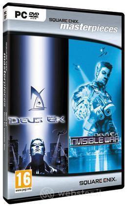 Deus Ex & Deus Ex Inv. War Double Pack