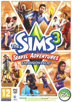 The Sims 3 Travel Adventure
