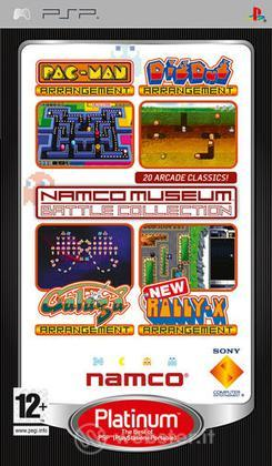Namco Museum Battle Collection PLT