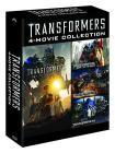 Transformers. Quadrilogia (Cofanetto 4 dvd)
