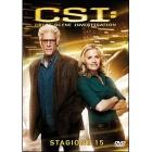 CSI. Crime Scene Investigation. Stagione 15 (3 Dvd)