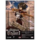 L' attacco dei giganti. Vol. 2. Limited Edition (Cofanetto blu-ray e dvd)