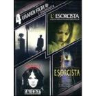 4 grandi film. L'esorcista (Cofanetto 4 dvd)