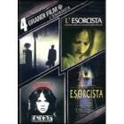 4 grandi film. L'esorcista (Cofanetto 4 dvd)