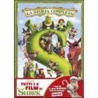 Shrek. La quadrilogia (Cofanetto 5 dvd)