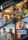 4 grandi film. Tutti da ridere (Cofanetto 4 dvd)