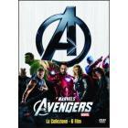 The Avengers. La collezione (Cofanetto 6 dvd)