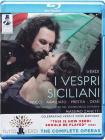 Giuseppe Verdi. I vespri siciliani (Blu-ray)
