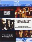 George Clooney. Ocean's Eleven. Syriana. Three Kings (Cofanetto 3 blu-ray)