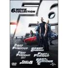 Fast & Furious. 6 Movie Collection (Cofanetto 6 dvd)