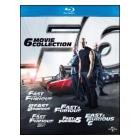 Fast & Furious. 6 Movie Collection (Cofanetto 6 blu-ray)
