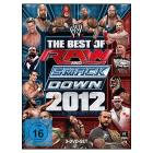 Best Of Raw & Smackdown 2012 (3 Dvd)