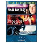 Underworld - Resident Evil - Final Fantasy (Cofanetto 3 blu-ray)