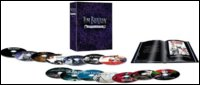 Tim Burton. Director's Collection (Cofanetto blu-ray e dvd)