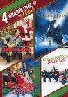 4 grandi film di Natale (Cofanetto 4 dvd)