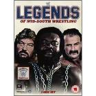 Legends Of Midsouth (3 Dvd)