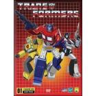 Transformers. Stagione 1. Vol. 1 (2 Dvd)