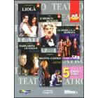 Teatro. Vol. 1 (Cofanetto 5 dvd)