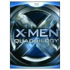 X-Men Quadrilogy (Cofanetto 4 blu-ray)
