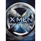 X-Men Quadrilogy (Cofanetto 4 dvd)