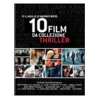 10 Film Collection Thrillers (Cofanetto 10 blu-ray)
