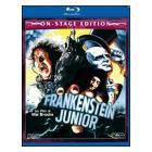 Frankestein Junior. (Cofanetto blu-ray e dvd)