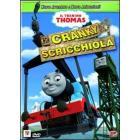 Il trenino Thomas. Vol. 1. Cranky scricchiola