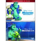 Monsters University. Monsters & Co. (Cofanetto 2 dvd)