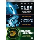 Trilogia Il cubo (Cofanetto 3 dvd)