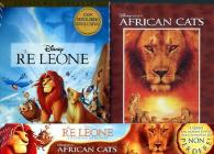 Il Re Leone. African Cats (Cofanetto 2 dvd)