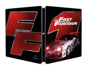 Fast & The Furious (Steelbook) (Blu-ray)