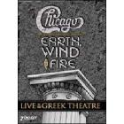 Chicago & Earth, Wind And Fire. Live at the Greek (2 Dvd)