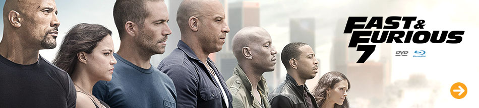 Fast & Furious 7 in dvd e blu-ray