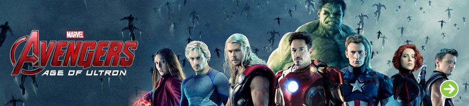 Avengers Age of Ultron in dvd e blu-ray!