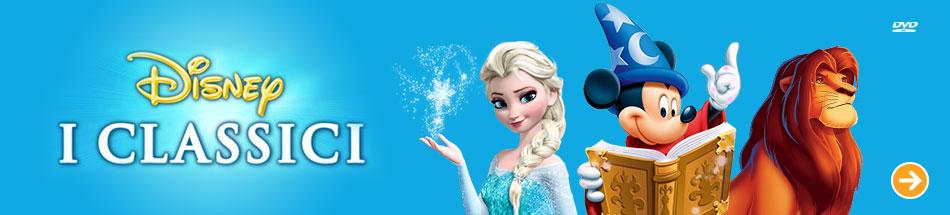 Scopri tutti i classici Disney in edizione speciale!