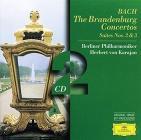 The brandenburg concertos-suites 2/3