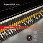 Don't mind the gap! - brani per clarinet