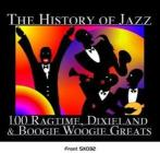 The histoty of jazz: 100 ragtime, d