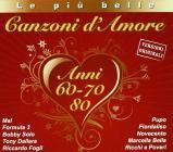 Canzoni d'amore 60-70-80 vol.1-2-3 )(box 3cd)